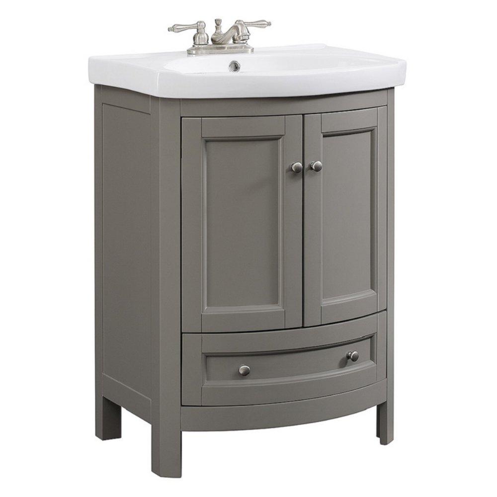 $  499 RunFine Group Single Bathroom Vanity - 24 in.