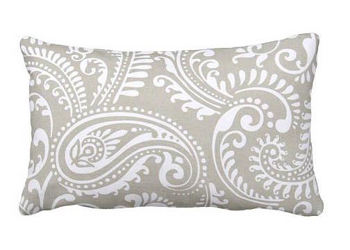 neutral lumbar pillow farmhouse decor