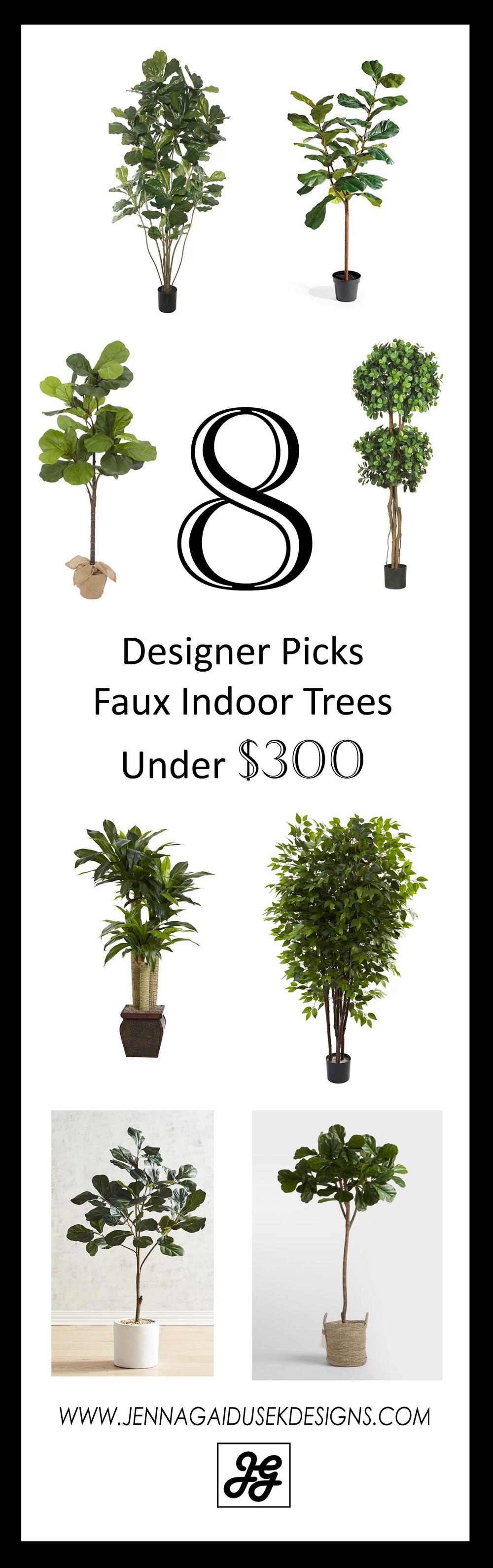 Never Kill an Indoor Tree Again... -