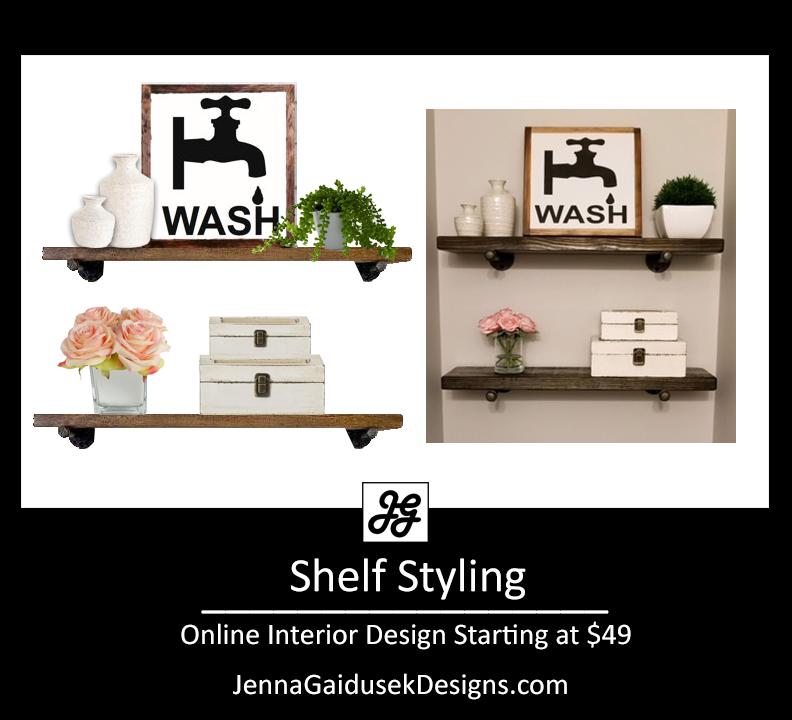 Online interior design styling help
