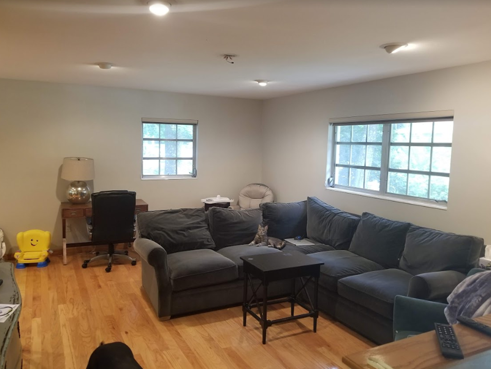 Living room start from scratch
