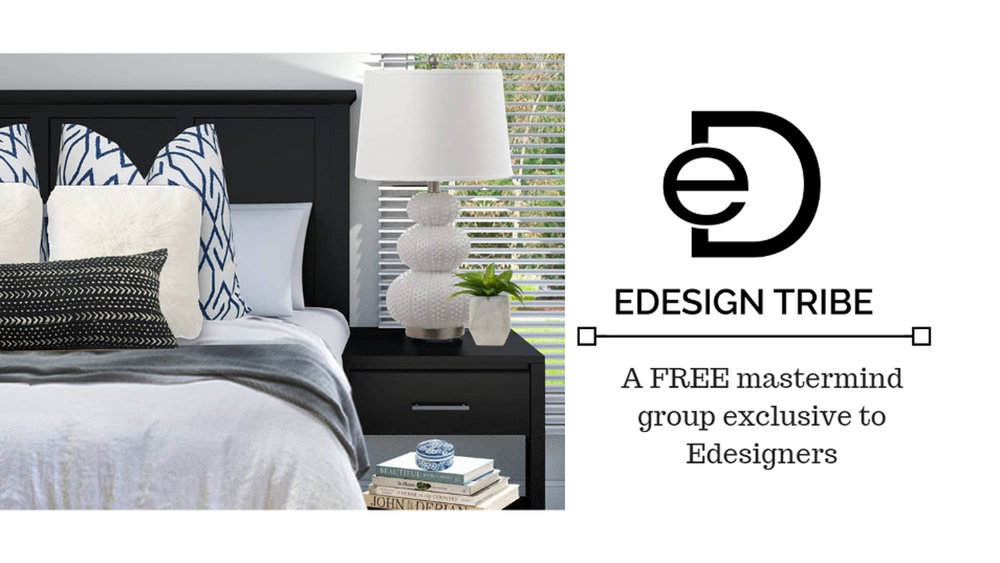 Join the edesign tribe facebook group