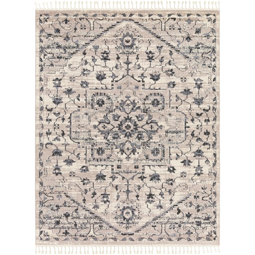 Restoration REO-2301 Area Rug farmhouse vintage rugs