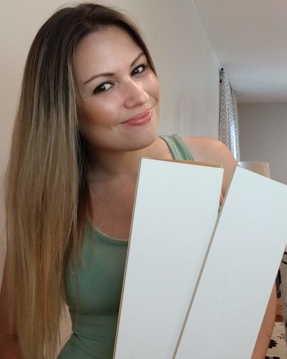 Jenna Gaidusek Designs Wall Plank home office