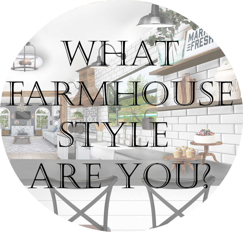 37 What farmhouse design style are you?! Take the quiz and follow the pinterest board for your style and get daily inspiration! modern farmhouse decor, family friendly sectional, pottery barn sectional, long desk, peel and stick wallpaper, wood shiplap wallpaper, modern farmhouse living room furniture home decor, coastal, rustic, traditional farmhouse decorating. etsy pillows, boho pillows, online interior design, jenna gaidusek
