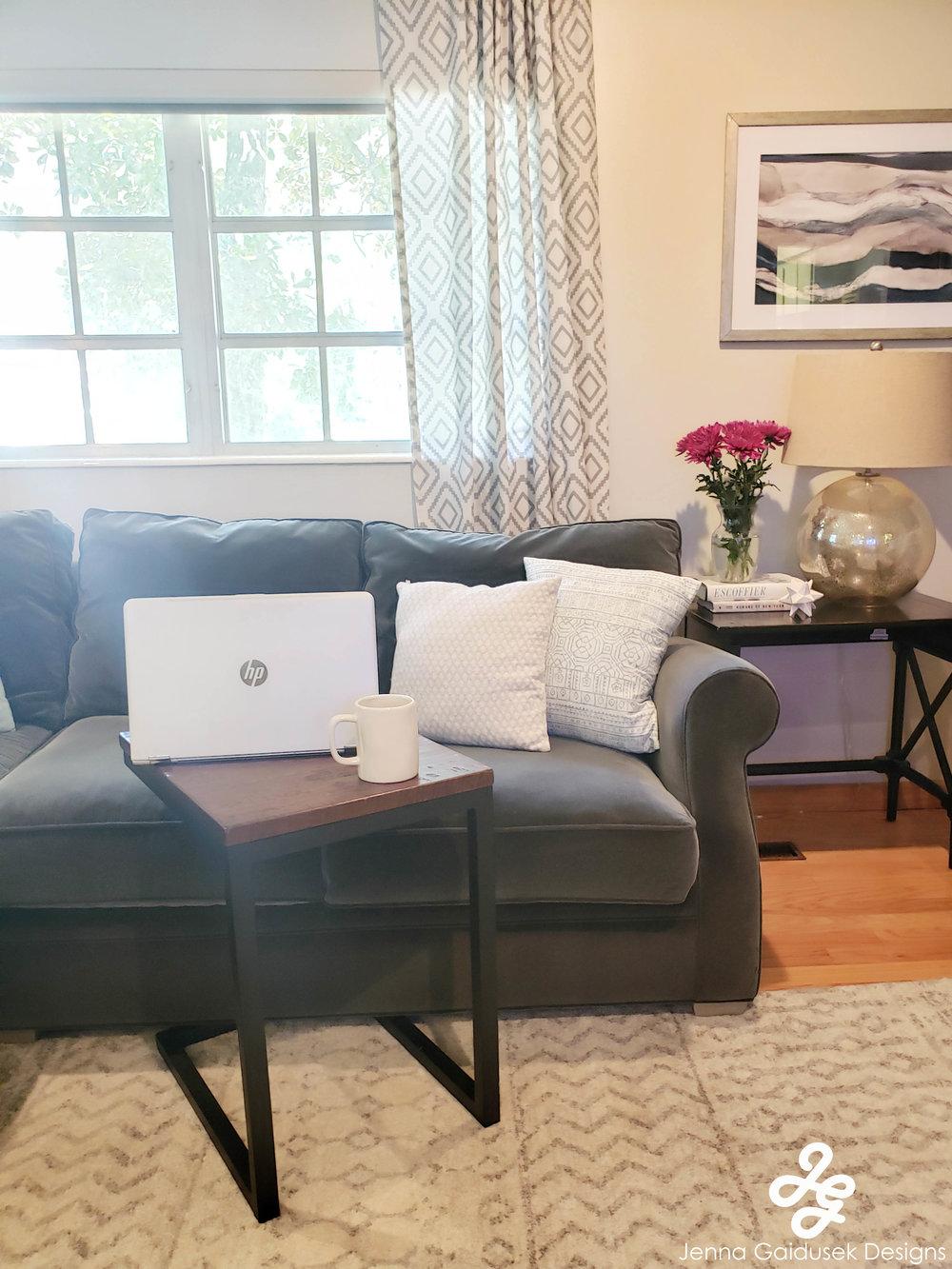 Living Room- Kid friendly Living room- Refined modern farmhouse, grays- white, light blue, navy, charcoal.jpg