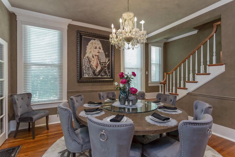 Victorian Luxury Home -