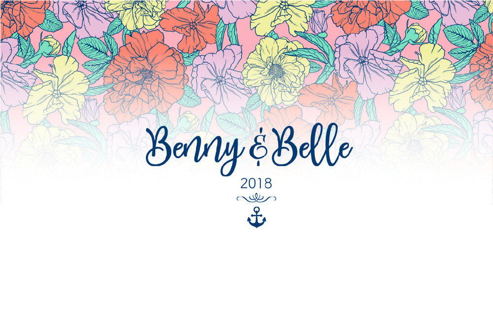 Benny and Belle -  Belk / Art Direction-Brand Design