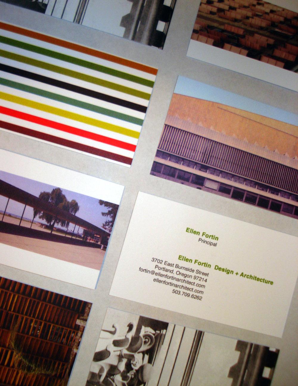 Fortin Architecture  - Graphic Design + Identity