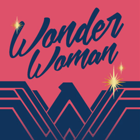 Wonder Woman - Graphic Design