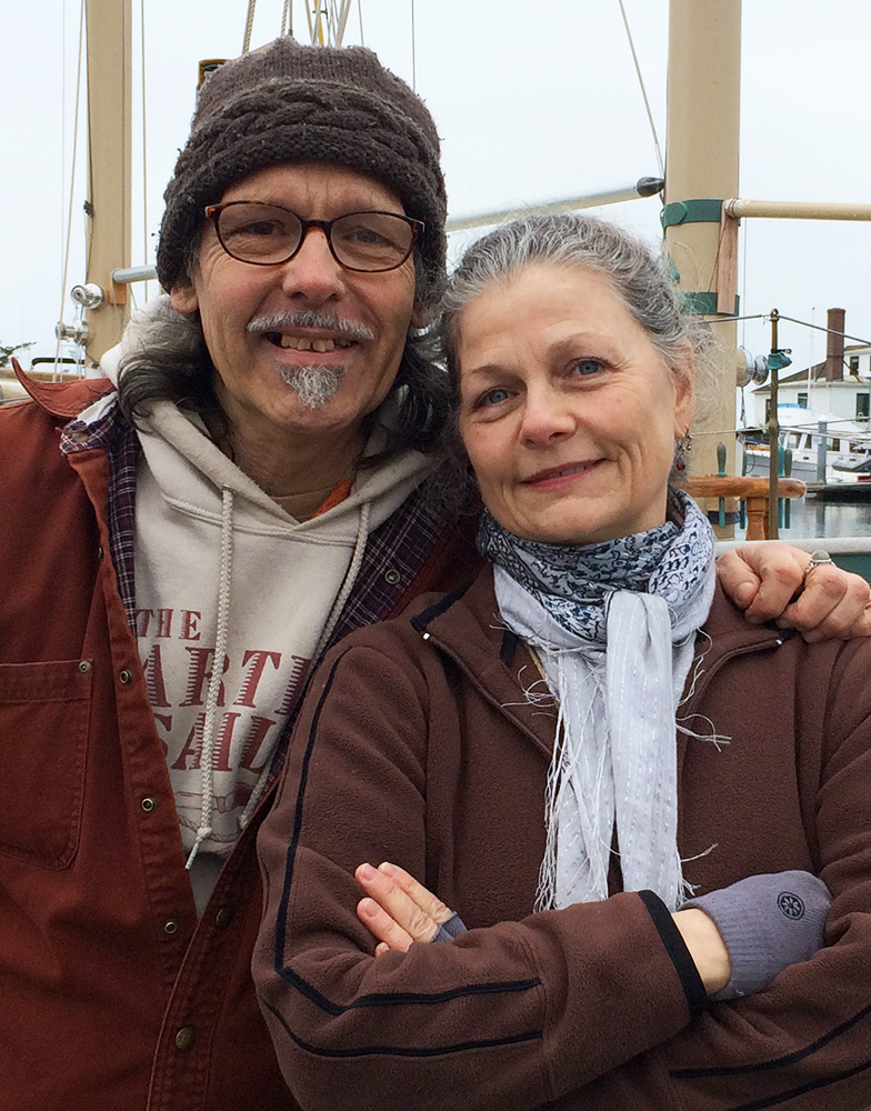 Emiliano & Salty Sue