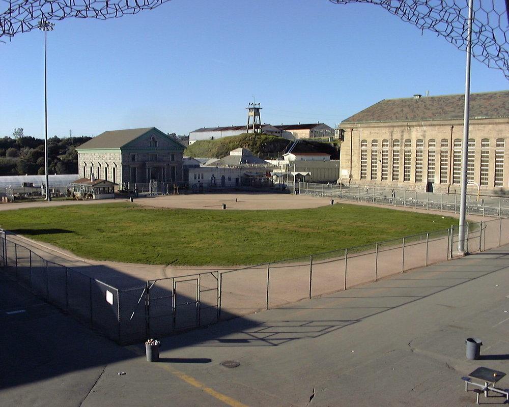 Graystone chapel, Folsom Prison