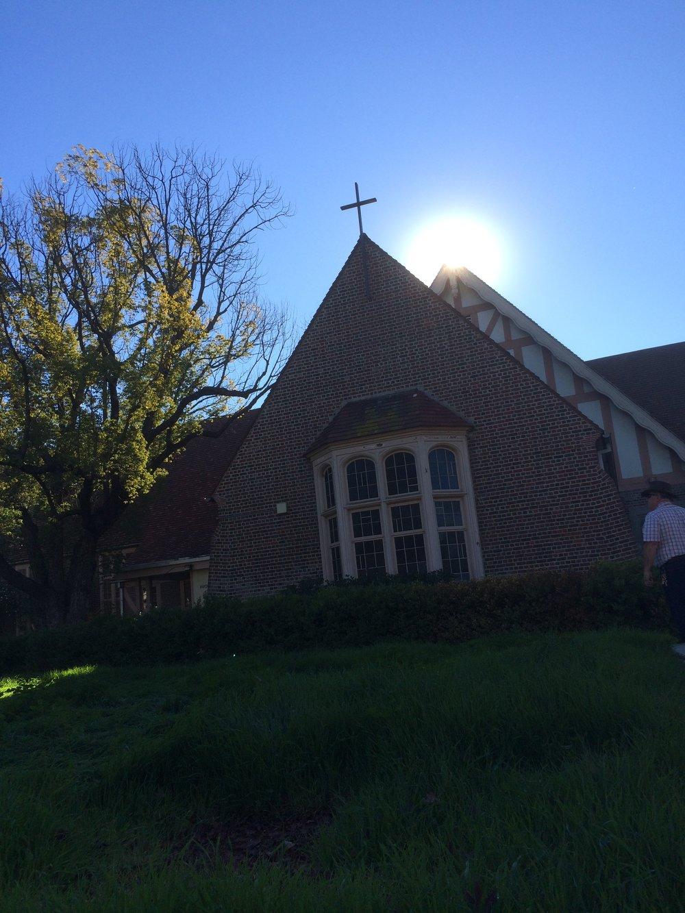 Fred C. Nelles Chapel, CYA, Whittier