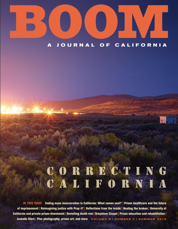 """Correcting California,"" 6/2, Summer 2016."