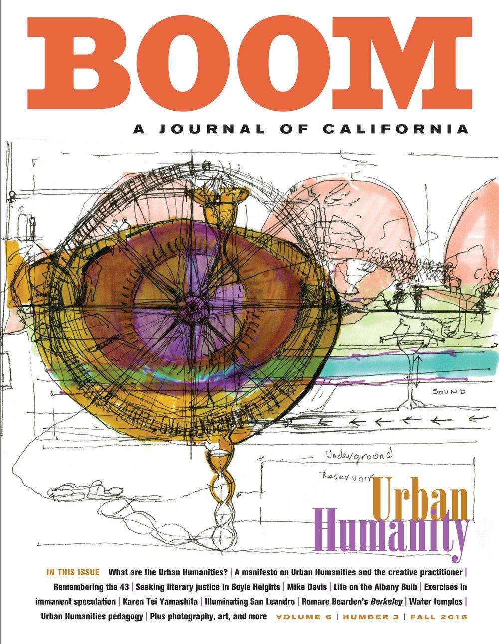 """Urban Humanity,"" 6/3, Fall 2016."
