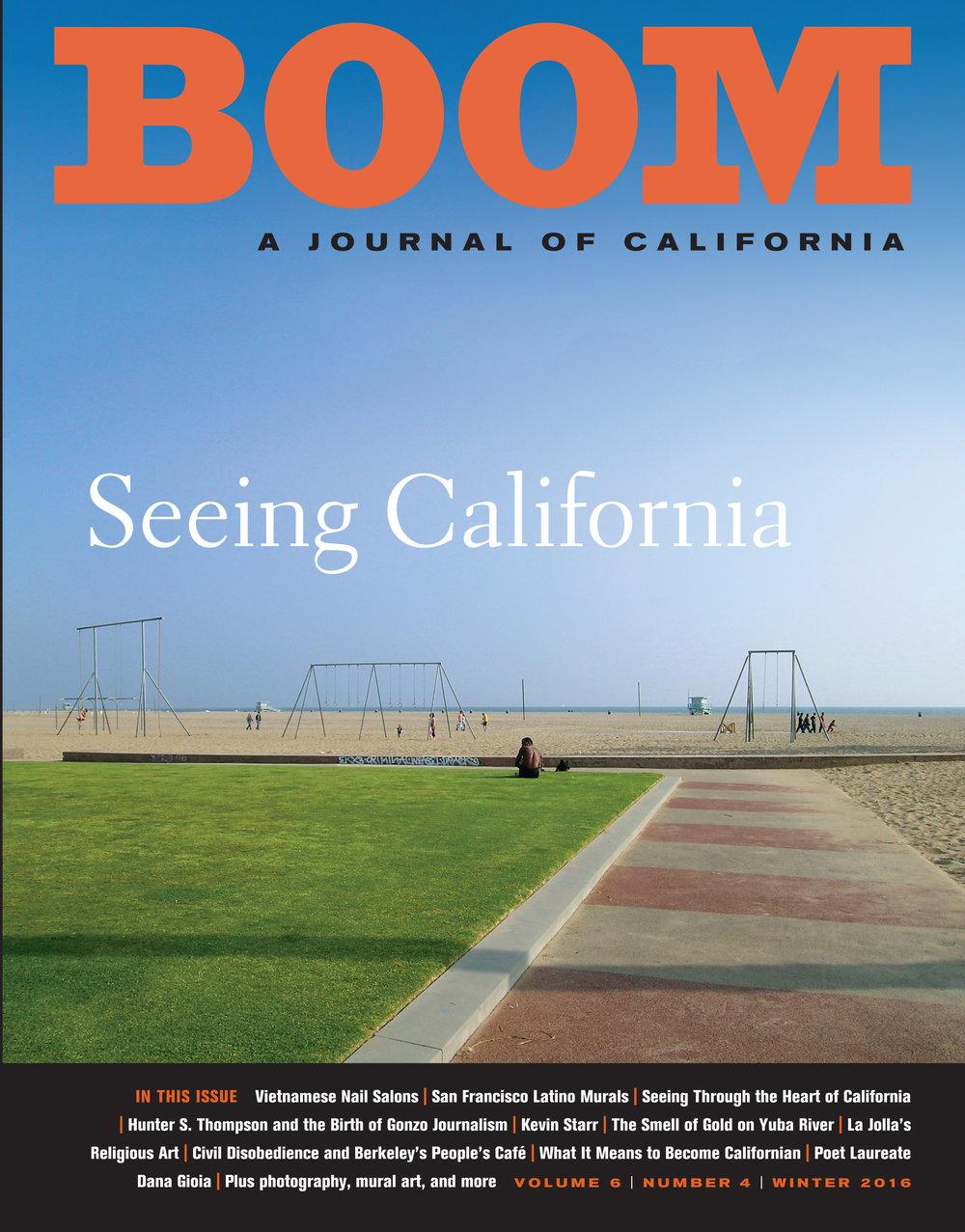 """Seeing California,"" 6/4, Winter 2016,"