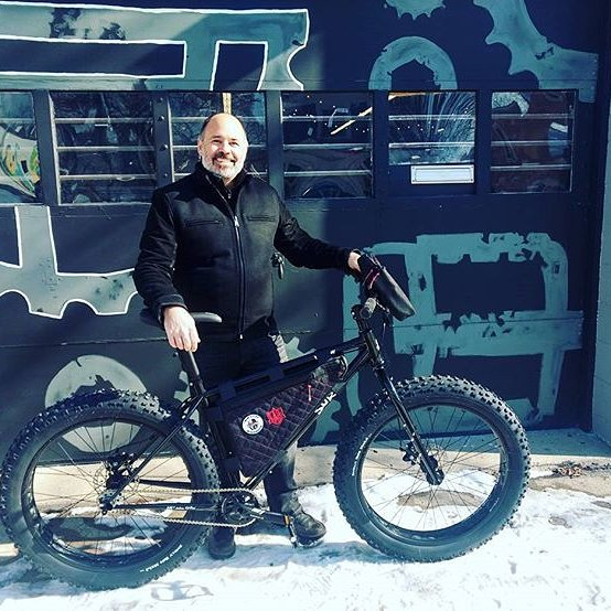 REPOST: Congrats to our lucky winner of the @surlymasher bike!!! Thanks all for coming out and getting rad w us last weekend. Feel free to visit the shop or get in touch with us to learn more about how our shop supports youth experiencing homelessness. #surlymasher #surlybikes #bikesthatgiveback 📷: @fullcyclebikeshop
