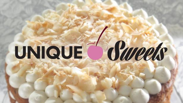 """Unique Sweets"" on The Cooking Channel"