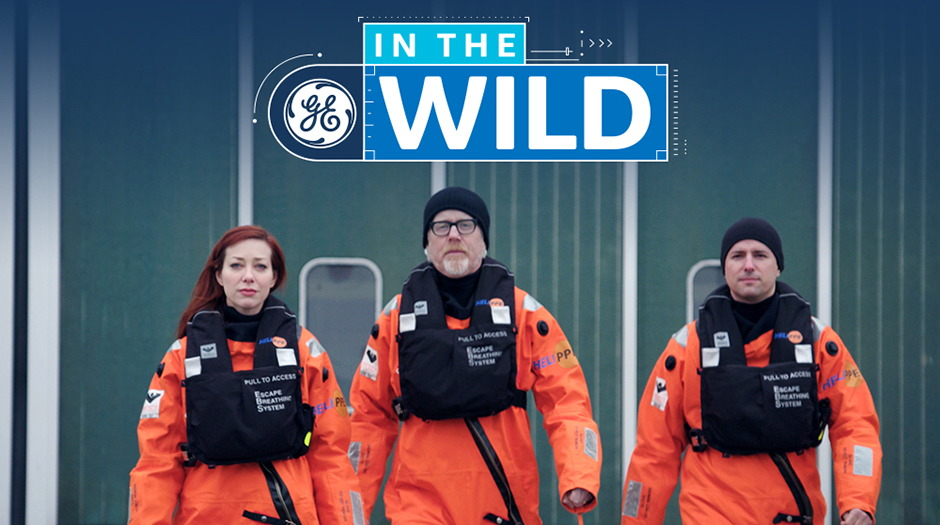 "GE's ""In The Wild"" on YouTube"