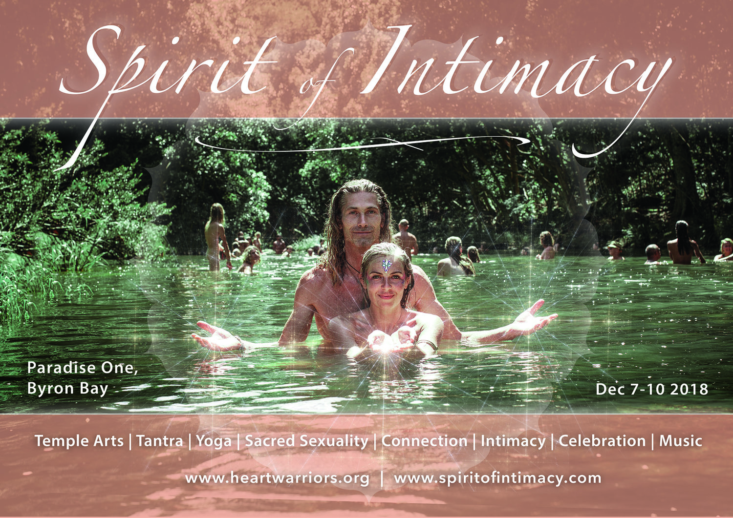SPIRIT OF INTIMACY Byron Bay 2018 — Heart Warriors