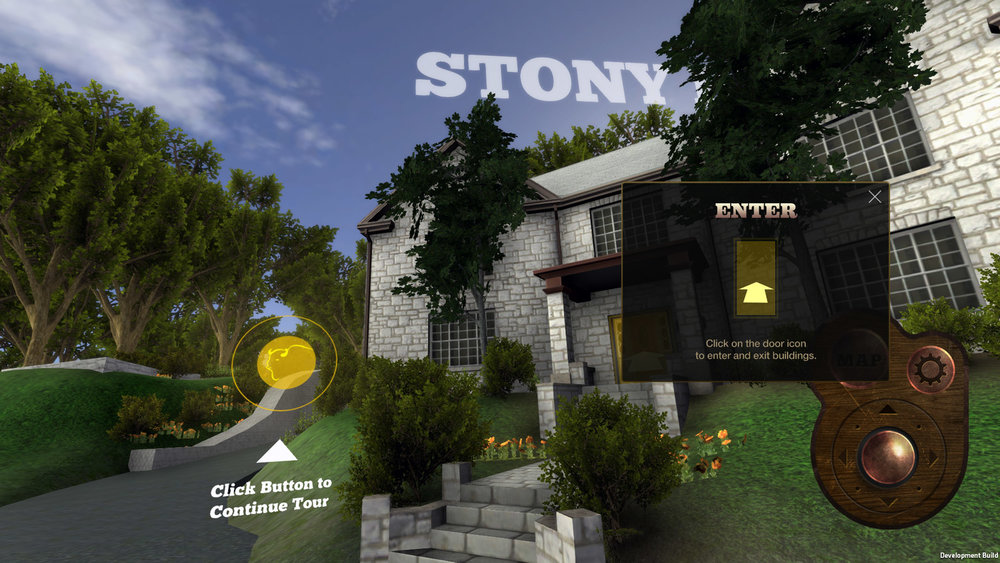 Buffalo Trace Distillery Virtual Tour - A multi-platform virtual tour