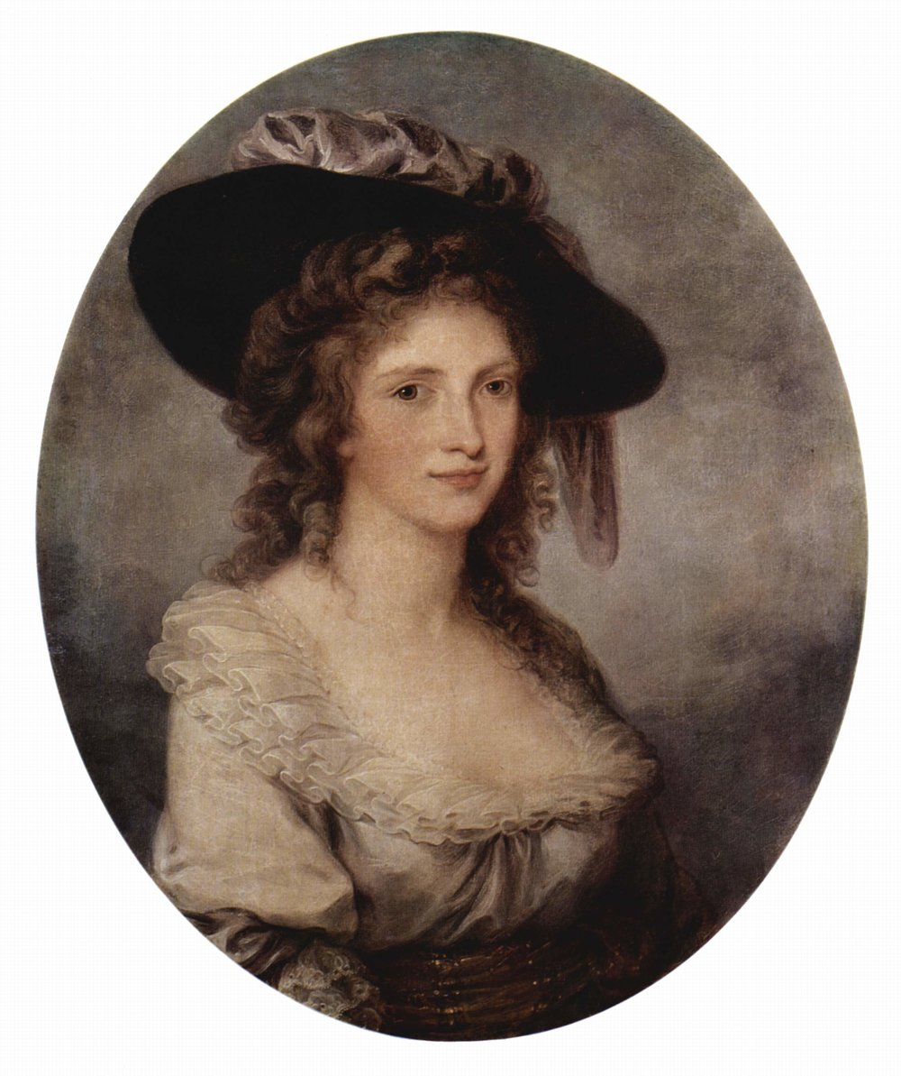 Angelica Kauffmann,  Self-Portrait,  1780-1785