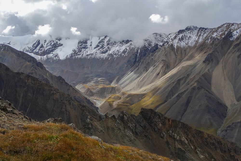 Donjek Route, Kluane National Park and Reserve, Yukon Territory, Canada