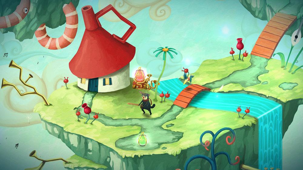 Klaus Pederson - Studio Development with Bedtime Digital Games (#120)