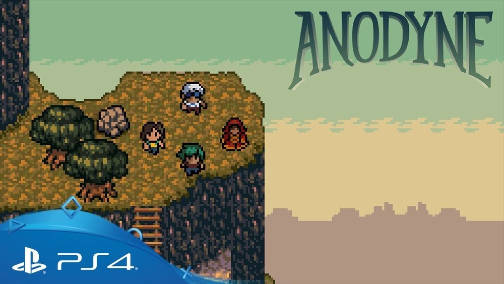 Sean Han Tani - Lessons Learned After Making Anodyne (#160)