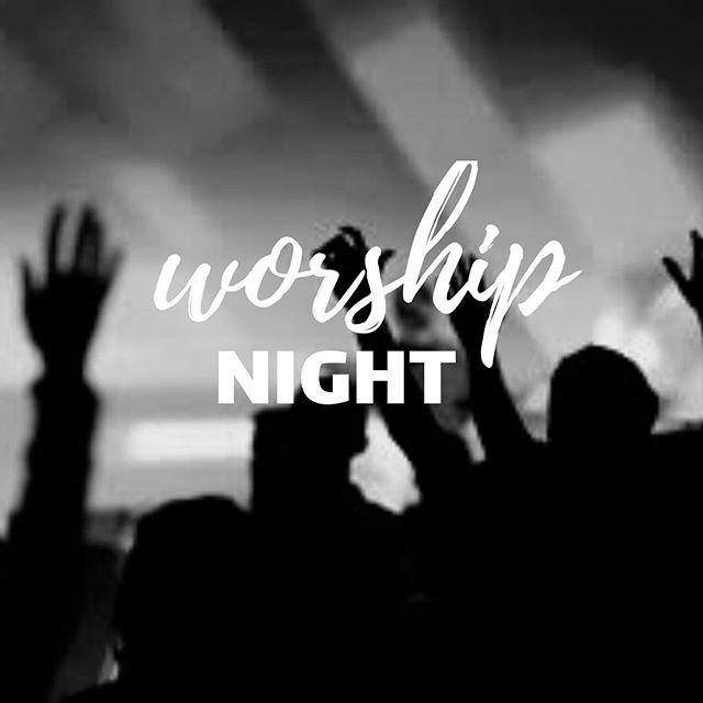 Tomorrow Night! Come hangout with us at 6:30pm! Worship starts at 7pm. See you there!