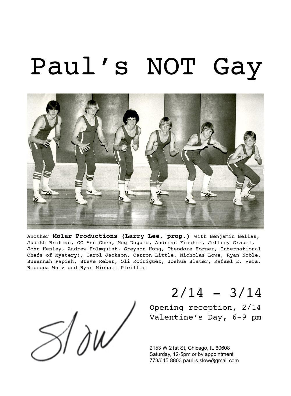 pauls not gay.jpg