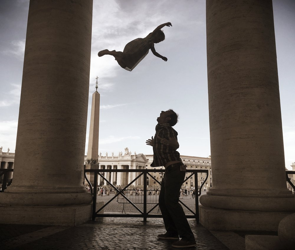 Fun with Jane in St. Peter's Square.jpg