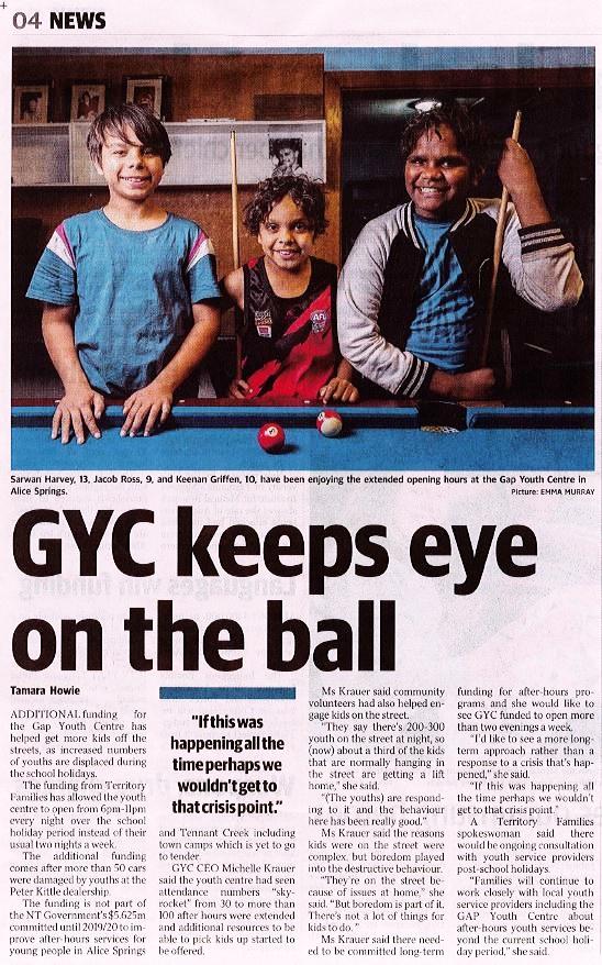 GYC keeps eye on the ball.JPG