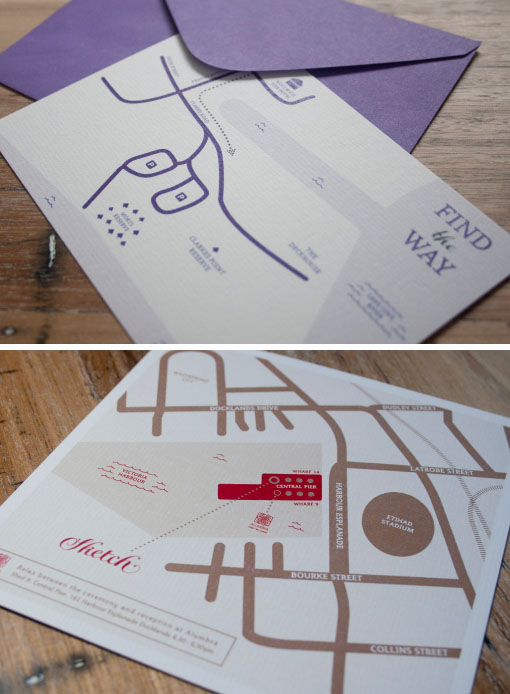 Maps designed by:  Off On My Bicycle