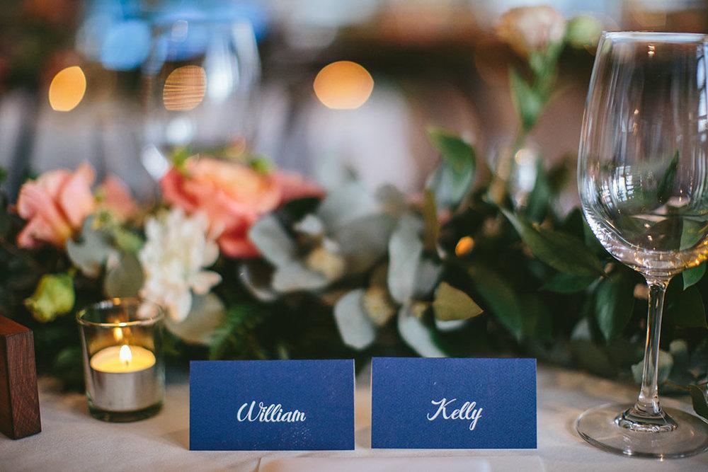 Wedding at Salsa Restaurant in Port Douglas Floral table arrangements and fairy lights