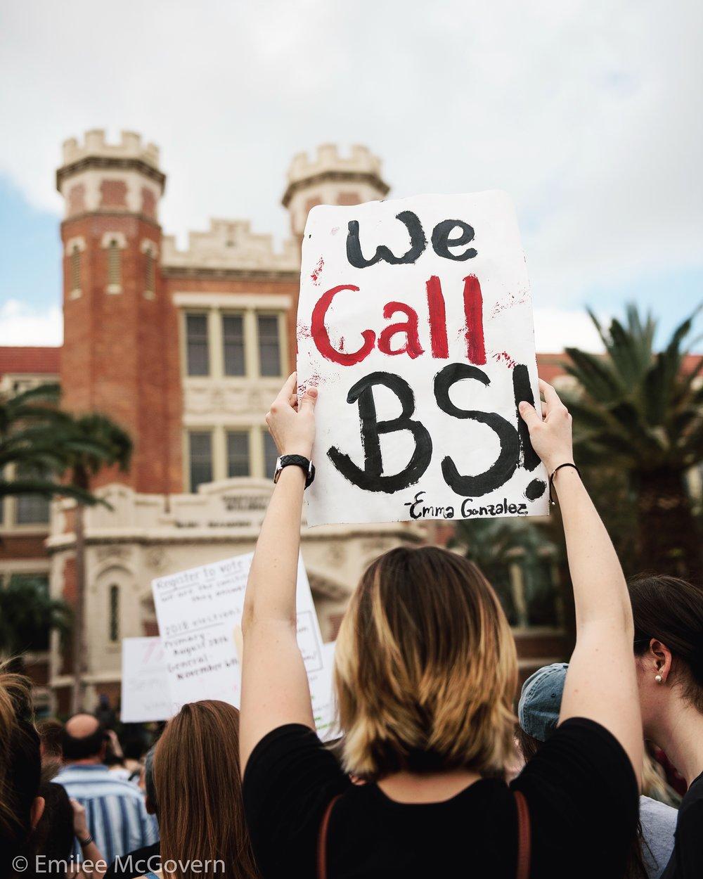 We Call B.S.