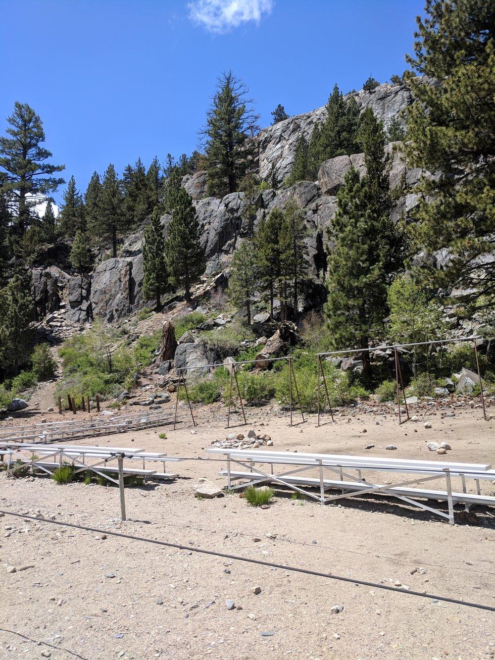 Levitt Training Area - Marine Corps Assault Climbers Course