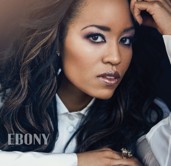 Dawn-Lyen Gardner: Photo Courtesy of Ebony Magazine's July/August Edition