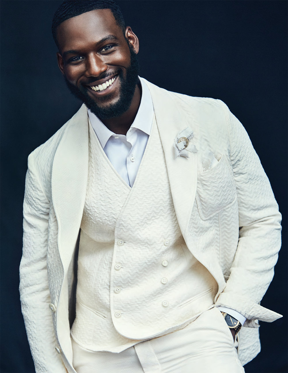 Kofie Siriboe: Photo Courtesy of Ebony Magazine's July/August Edition
