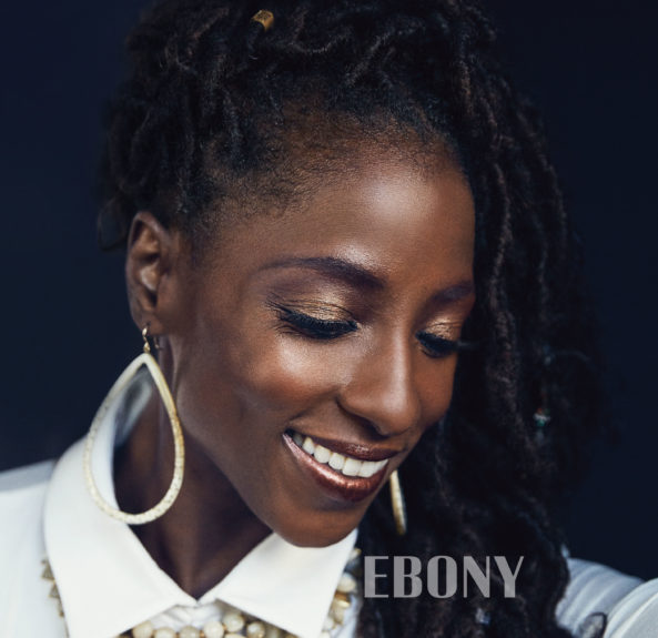 Rutina Wesley: Photo Courtesy of Ebony Magazine's July/August Edition