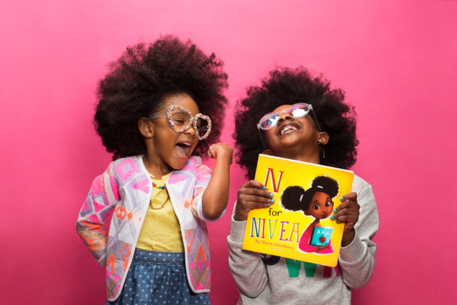 Nivea and Kendall. Photo courtesy of @creativesoulphoto