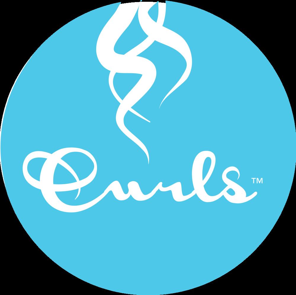Curls PNG Logo