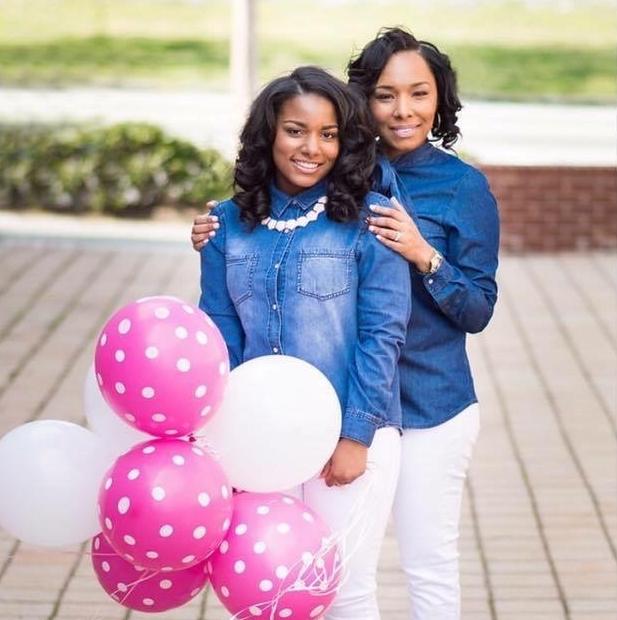 Kaylah and Mother