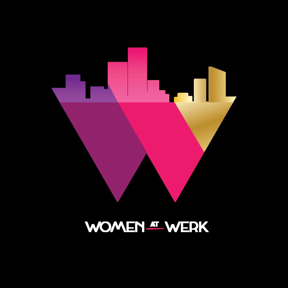 Women at Werk Logo - New