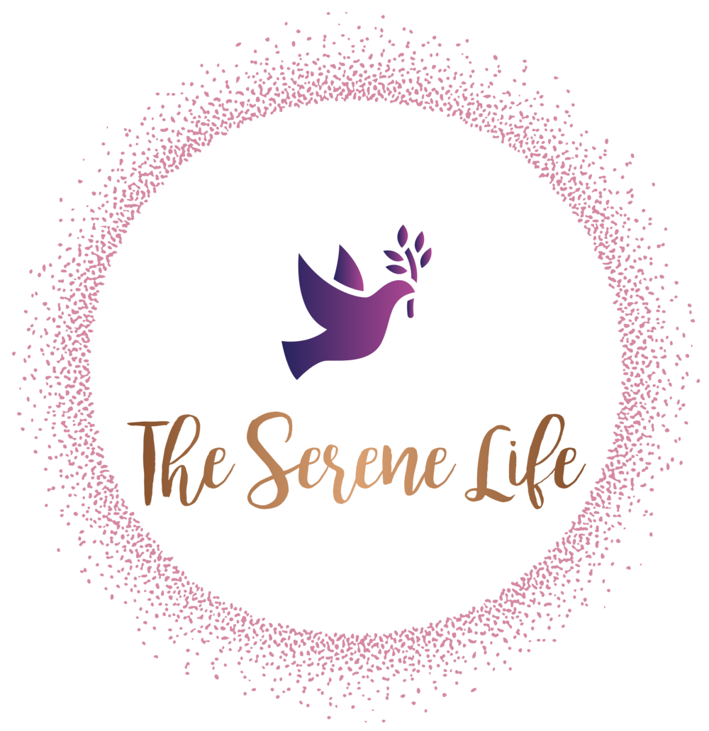The Serene Life logo