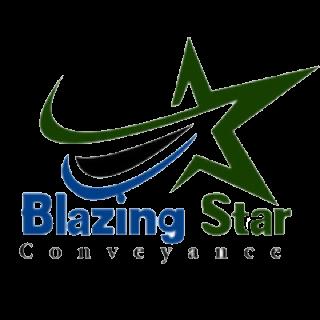 Blazing Star Conveyance logo