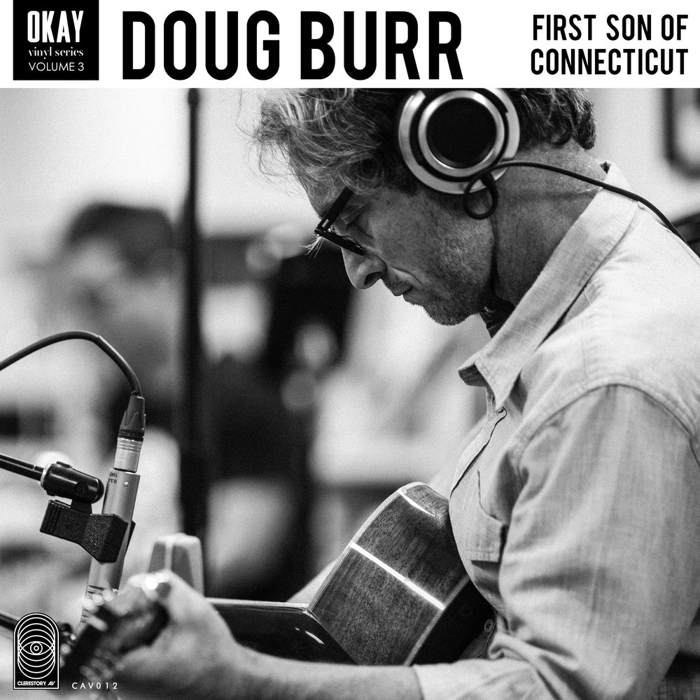 DOUG BURR / OKAY Vinyl Series Vol. 3