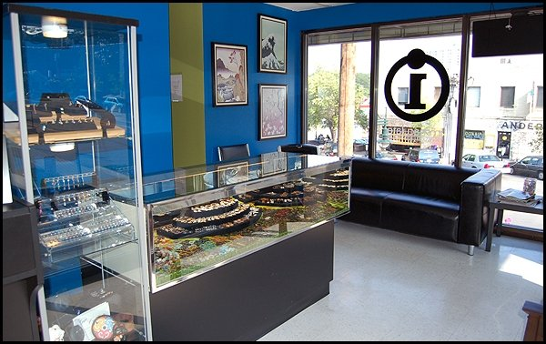 Immaculate Piercing lobby, 2007.