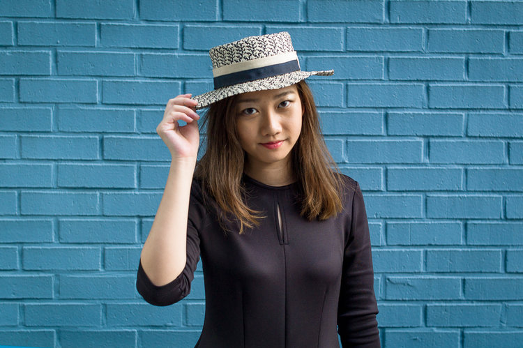 cb86e3d3 Boater Hat — The Girl With A Hat