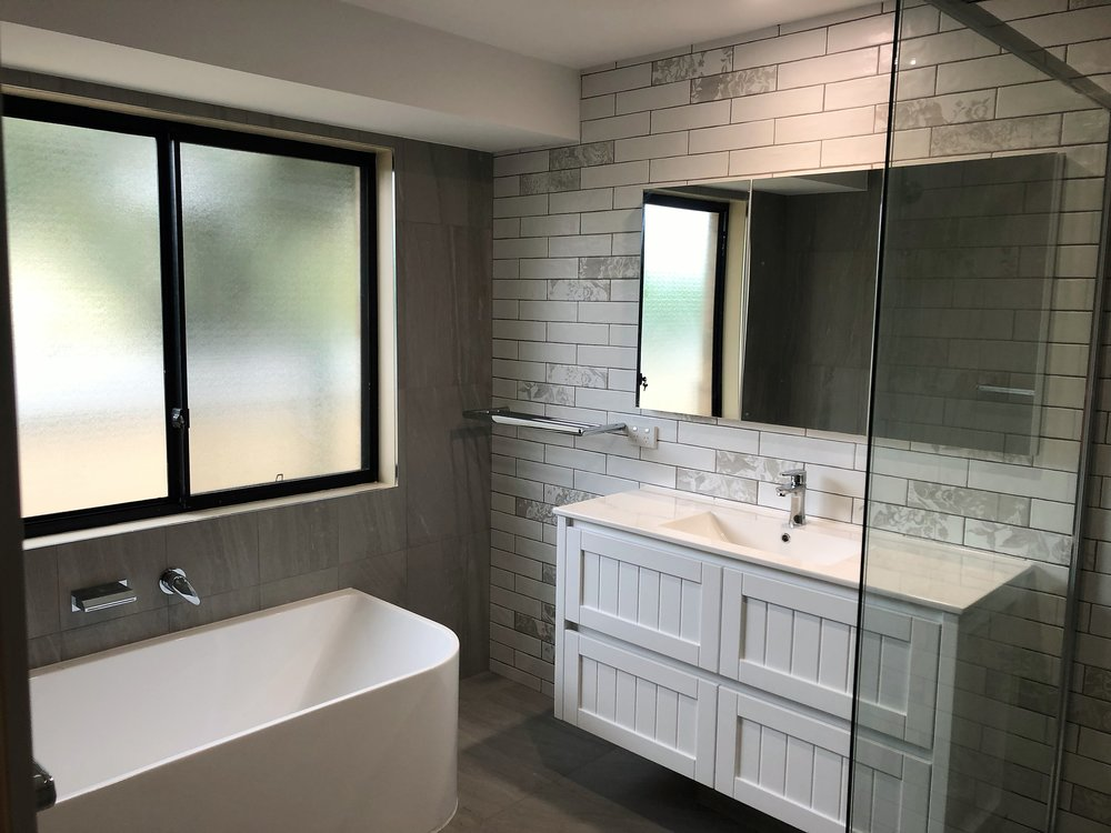 Kuraby Bathroom Renovation -